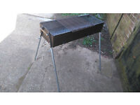 Handmade Mangal Charcoal Barbecue Grill