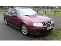 53 SAAB 9-3 2.2 TID ARC FULL LEATHER ONE PREVIOUS KEEPER FROM NEW PX SWAPS