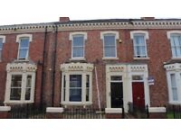 Self contained bedsit to let on Azalea Terrace North, Ashbrooke, Sunderland