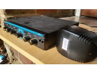 Lexicon LXP-1 half-rack reverb unit (with the Jim Williams Audio Upgrades mod)