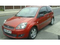 Ford fiesta climate (LOW MILES)