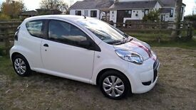 citroen c1 vt 2011 excellent condition only two owners, tax only £20 recent service,mot dec 2017