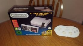 Official Nintendo NES Classic Mini - 300+ GAMES - SPECIAL model SNES, MD, GBA, PCE etc