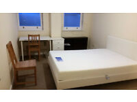 Brand new double bed and mattress for sale