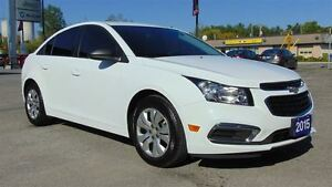 2015 Chevrolet Cruze LS - ONLY 23,700 KMS