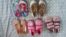 Children size 7 shoe bundle