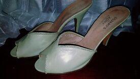 SILVANOS NEW Women's shoes Size UK 5 / EU 38
