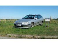 Peugeot 406 HDI(110) Estate