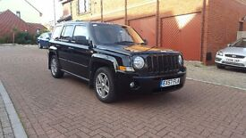 *BARGAIN* JEEP PATRIOT DIESEL '57' PLATE