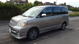 Toyota Voxy 8 Seater Not 7 Automatic Like Previa Estima Alphard Elgrand Fresh Import - UK Registered