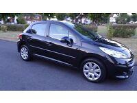 Peugeot 207 1.4 16v S 5dr Low Insurance Group 2007 (57 reg), Hatchback