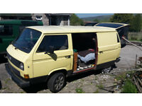 VW T25 MOT until Jan 2019