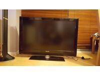 "Phillips 42"" flat screen HD TV"
