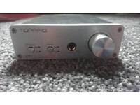 Topping VX1 integrated amp