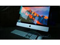 APPLE IMAC LATE 2012 INTEL QUADCORE i5 2.7GHz 8GB RAM 1TB DRIVE EXCELLENT CONDITION! £600