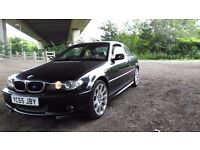 55 BMW 318 2.0 Ci M Sport coupe