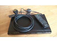 Sony DVP-SR90 CD & DVD Player - DIVX, Dolby Digital and dts