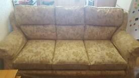 Free sofa and armchair