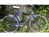 RETRO RALEIGH Gents 5 Speed Town Bike Size 21IN/53CM