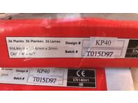 KARNDEAN (LVT), KP40 American Oak, 3.34sqm per pack, 8 packs
