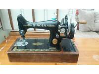 Vintage/antique Singer sewing machine