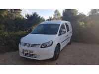 Vw caddy maxi 2011 campervan / day van