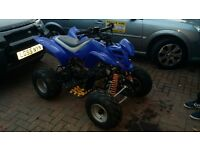 QUAD BIKE KAZUMA 150 CC automatic one girl owner from new.