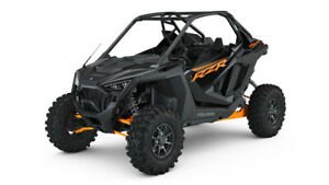 POLARIS RZR XP PRO PREMIUM MY21 TURBO AWD Fulham West Torrens Area Preview