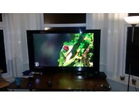 """still with labels, PLASMA 50"""" LG with WALL MOUNT + Wall screws !!! TV REMOTE CONTROL !!! QUICK SALE"""