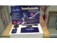 Popidol wireless mic set