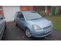 ** 2006 FORD FIESTA 1.4 ZETEC 3 DOORS ** IDEAL 1ST CAR / FAMILY CAR - STARTS & DRIVES VERY WELL -
