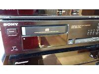 CD player Sony cdp-715e in very good conditiuon