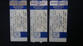 Diana Princess of Wales Tribute Concert Tickets - Althorp Park - June 1998 and more