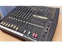 Studiomaster Powerhouse Focus 608 Powered Mixer