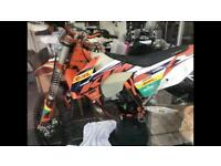2016 ktm 300 swap quad or sell