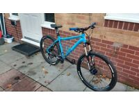 Hoodoo mountain bike
