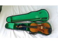 Violin handmade vintage