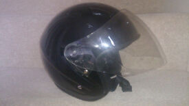 2 Used Helmets for scooter