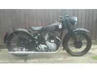 1940 BSA M20 (WM20)