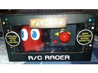 Pac man remote control racer unused gift