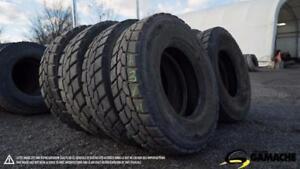 Pneus rechapés / Recap Tires / Retread Tires 315/80R22.5