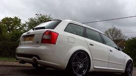 Audi A4 3.0 Quattro B6 GMBH SE LPG BI FUEL CHEAP TAX CHEAP FUEL 57p per Litre