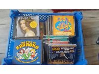 Various music cds