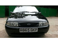 For sale Black Ford Fiesta 15k automatic