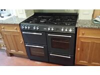 Belling country range 100G all gas range cooker