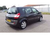 RENAULT SCENIC AUTOMATIC. LONG MOT. SERVICE HISTORY. ALL PREVIOUS MOT AVAILABLE. HPI CLEAR
