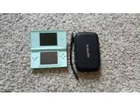 NINTENDO DS IN BABY BLUE/GREEN