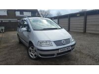 Vw sharan 1.9tdi -- For sale 2500 ono