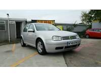 2000 VW Golf 1.6 Se**LONG MOT, LOADS OF HISTORY, PX TO CLEAR**