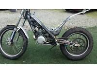 Sherco 80cc Trials Bike